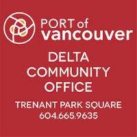 Port of Vancouver Delta Community Office
